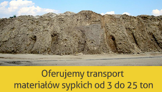 transport materialow sypkich